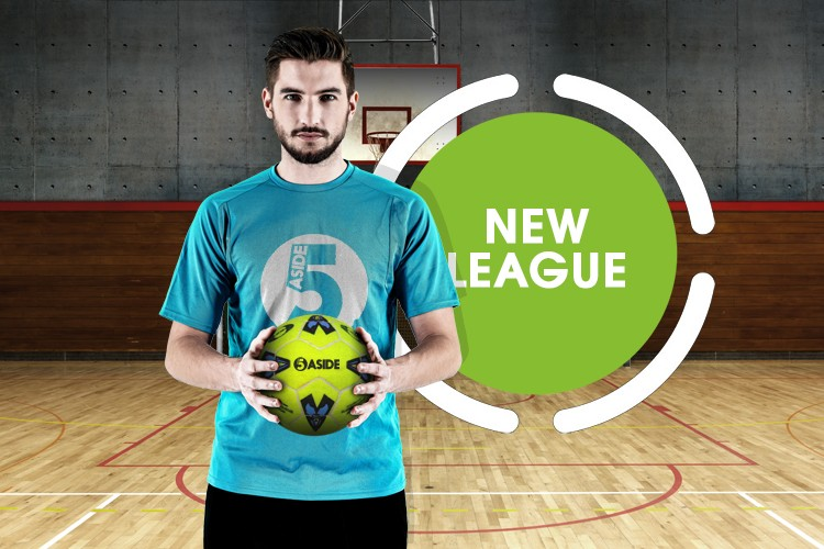Brand New 5 a side League For Redcar